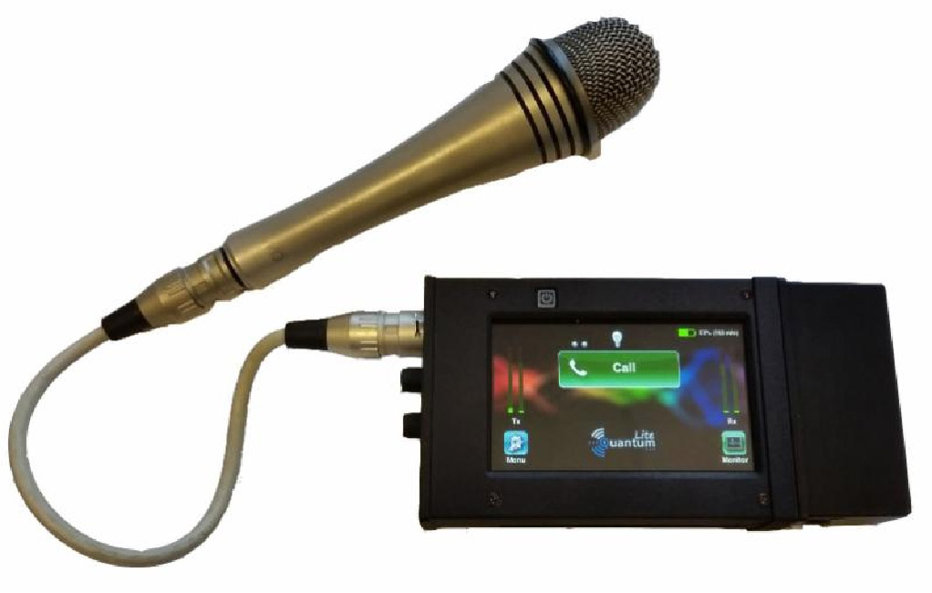 quantum lite with mic