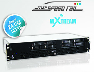 mxf speedrail wxtream